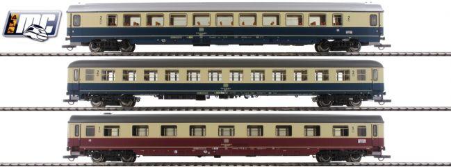 Roco 64168 Personenwagen-Set 3 | Deichgraf | DB | Spur H0 online kaufen