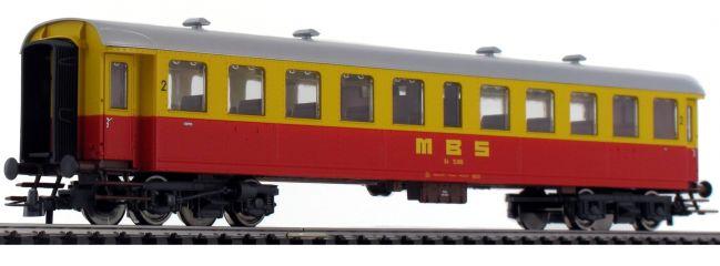 Roco 64357 Reisezugwagen 2. Klasse MBS | DC | Spur H0