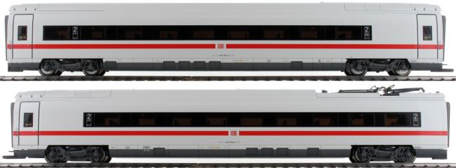 Roco 72045 ICE 3 BR 407 Zwischenwagen-Set Nr.2 2-tlg. | DCC | Spur H0