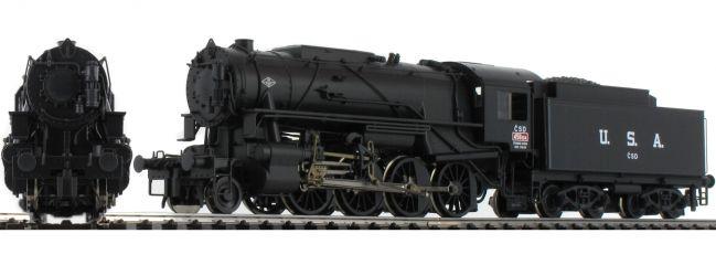 Roco 72165 Dampflok S 160 CSD | DCC-Sound | Spur H0