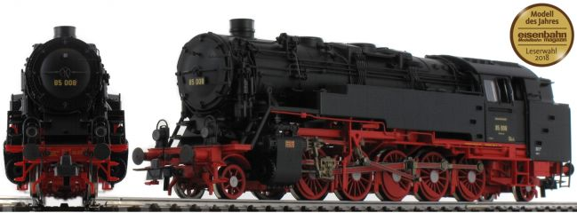 Roco 72264 Dampflok BR 85 DRG | DC analog | Spur H0