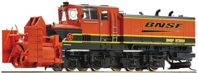 Roco 72806 Beilhack Schneeschleuder BNSF | DCC-SOUND | Spur H0