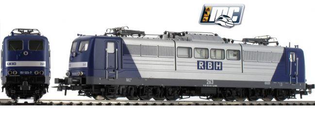 Roco 73437 Elektrolok BR 151 | RBH | DCC Sound | Spur H0