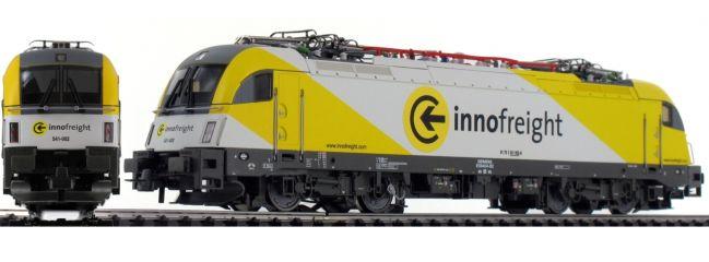 Roco 73487 E-Lok BR 541 002-6 Innofreight SZ | DCC Sound | Spur H0