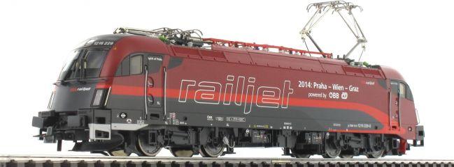 ausverkauft | Roco 73508 Ellok 1216.229 Railjet | ÖBB | Spur H0