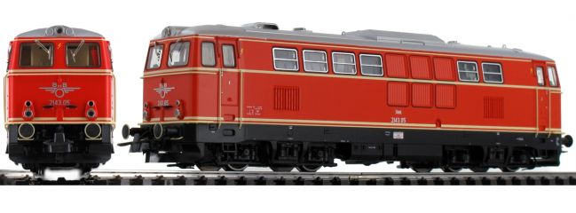 Roco 73901 Diesellok BR 2143.05 ÖBB | DCC Sound | Spur H0