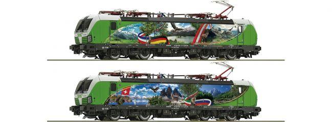 Roco 73951 E-Lok BR 193 839-8 Alpen SETG | DC analog | Spur H0