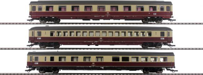 Roco 74123 Zugset 3-tlg. TEE 26/27 Erasmus Nr.2 DB | DC | Spur H0
