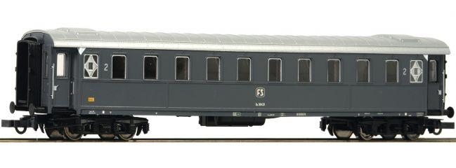 Roco 74603 Reisezugwagen 2. Klasse FS | DC | Spur H0