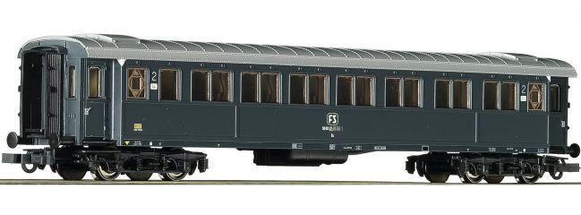 Roco 74604 Reisezugwagen 2. Klasse FS | DC | Spur H0