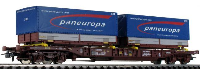Roco 76226 Taschenwagen T3 Sdgmns 33 AAE | Spur H0