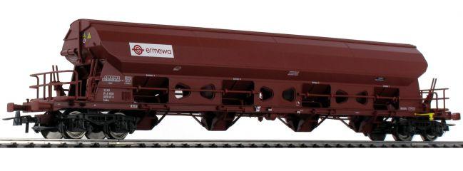 ausverkauft   Roco 76412 Schwenkdachwagen Tadns ERMEWA   DC   Spur H0