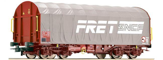 Roco 76443 Schiebeplanenwagen FRET SNCF | Spur H0