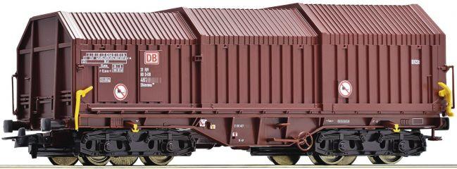 Roco 76464 Teleskophaubenwagen DB   DC   Spur H0