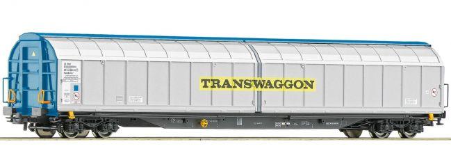 Roco 76481 Schiebewandwagen Transwaggon | Spur H0