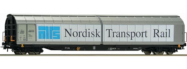 Roco 76486 Schiebewandwagen NTR | DC | Spur H0