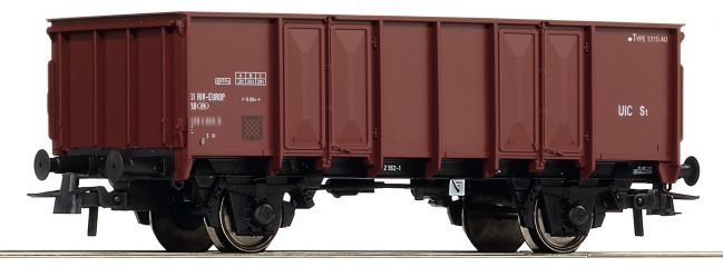 Roco 76517 Offener Güterwagen Tow SNCB | DC | Spur H0