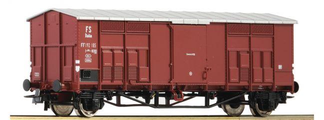 Roco 76595 Spitzdachwagen EE FS | DC | Spur H0