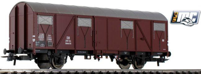 Roco 76613 Ged. Güterwagen Glmhs 50 mit Schlussbel. DB | Nr.2 | Spur H0