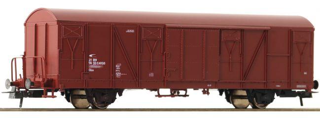 Roco 76660 Gedeckter Güterwagen Gbs ZSSK | Spur H0