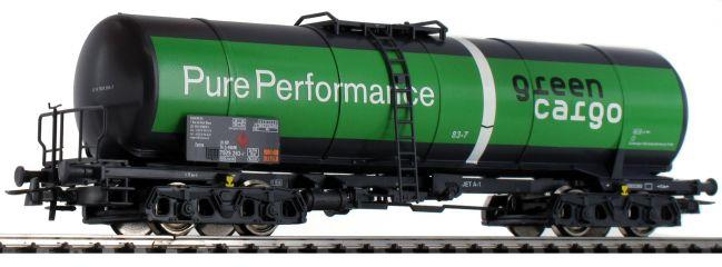 Roco 76698 Kesselwagen Green Cargo | DC | Spur H0