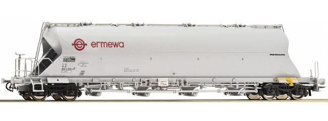 Roco 76700 Staubbehälterwagen ERMEWA | Spur H0