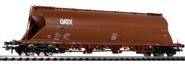 Roco 76705 Staubsilowagen Uacs GATX | DC | Spur H0