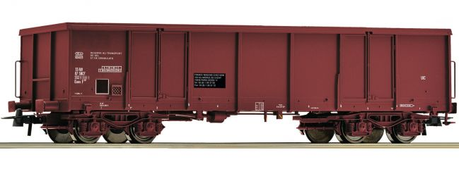 Roco 76729 Offener Güterwagen Eaos SNCF | DC | Spur H0