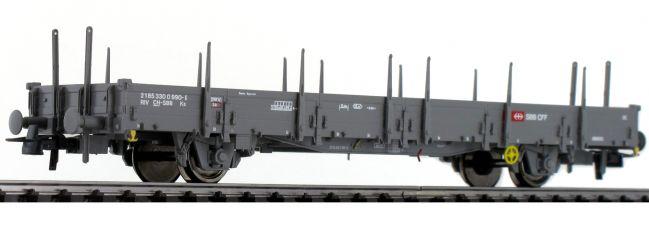 Roco 76873 Rungenwagen Ks SBB   DC   Spur H0