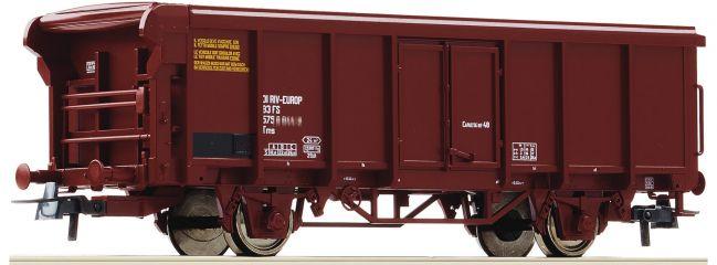 Roco 76883 Rolldachwagen FS | DC | Spur H0