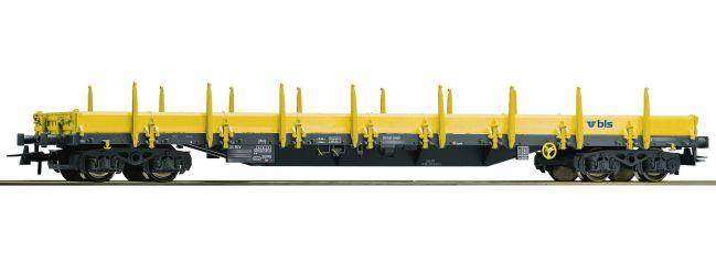Roco 76985 Rungenwagen Res BLS | DC | Spur H0