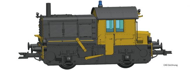 Roco 78012 Diesellok Serie 200/300 Sik NS | AC Sound | Spur H0
