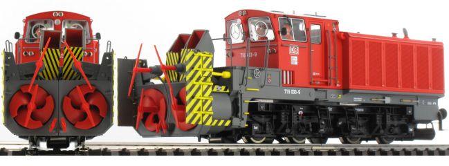 Roco 78802 Beilhack Schneeschleuder BR 716 DB AG | AC-SOUND | Spur H0 online kaufen