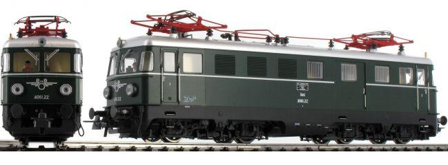 Roco 79307 E-Triebwagen Rh 4061.22 grün ÖBB   AC-Sound   Spur H0