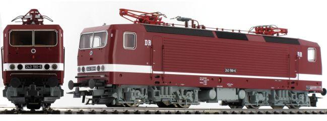 Roco 79329 E-Lok BR 243 bordeauxrot DR | AC-Sound | Spur H0