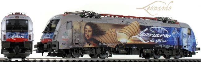 Roco 79485 E-Lok Rh 1216 Da Vinci Sondermodell ÖBB | AC Sound | Spur H0