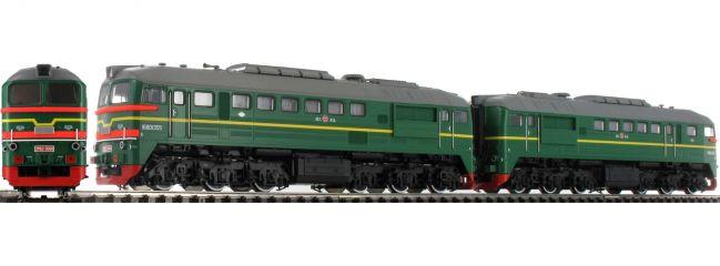 Roco 79795 Doppelpackung Diesellok 2M62 RZD | AC-SOUND | Spur H0
