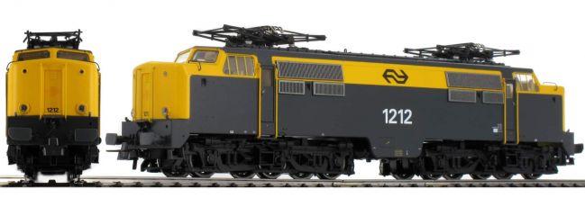 Roco 79831 E-Lok 1212 gelb/grau NS | AC Sound | Spur H0