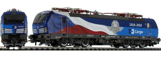 Roco 79946 E-Lok BR 383 Sonderlackierung CD Cargo | AC Sound | Spur H0