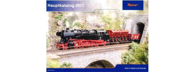 Roco 80117 Hauptkatalog 2017/18 | deutsch