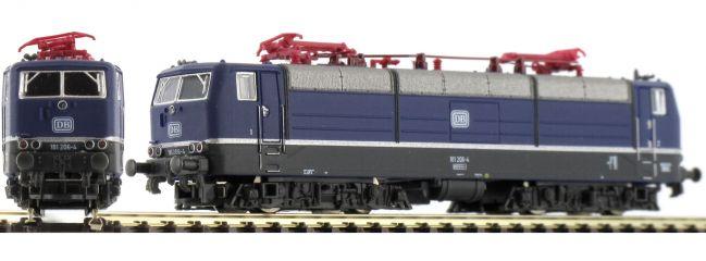 ROKUHAN 7297104 Elektrolok BR 181 206-4 Stahlblau | DB | Spur Z