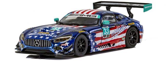 SCALEXTRIC C4023 Mercedes AMG GT3 | Riley Motorsports | Slot Car 1:32