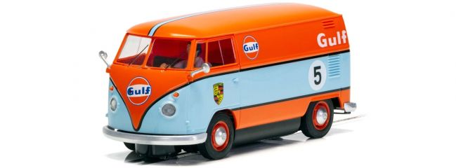 SCALEXTRIC C4060 VW Bus T1b Gulf Edition | Slot Car 1:32