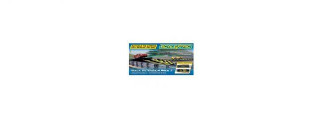 """ausverkauft   SCALEXTRIC 500008511  Erweiterungsset """"Track Extension Pack 2"""" 1:32"""
