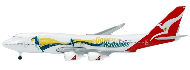 Schuco 403551612 Boeing 747-400 Qantas Flugzeugmodell 1:600