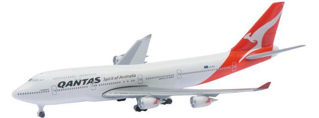 Schuco 403551649 B747-400 Qantas Flugzeugmodell 1:600
