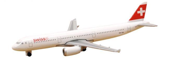 ausverkauft | Schuco 403551662 Swiss Air Lines A321 | Flugzeug-Modell 1:600