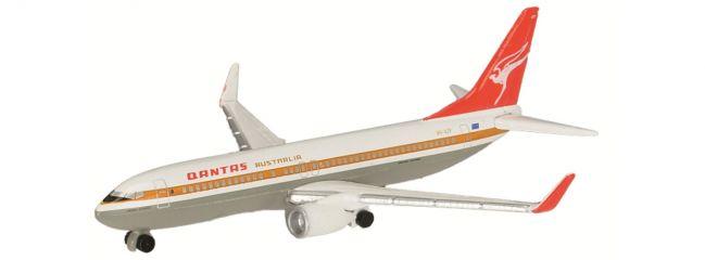 Schuco 403551667 Qantas Boeing B737-800 | Flugzeug-Miniatur 1:600