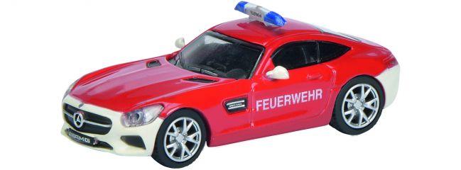 Schuco 452628500 Mercedes AMG GT S Feuerwehr   Blaulichtmodell 1:87