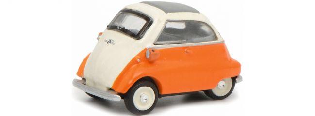Schuco 452632300 BMW Isetta beige/orange | Modellauto 1:87
